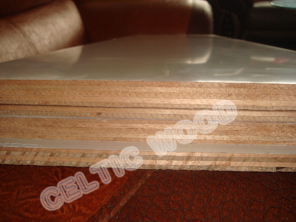 Hardwood thicker core plywood